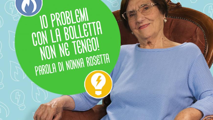 "Promo ""Mi manda Nonna Rosetta"""